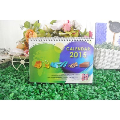 Desk Calendar CUSTOM Made 8.5in x 6in