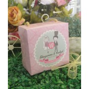 Gift Box Cartoon Pink