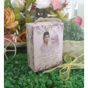 Gift Box R Romance A Purple