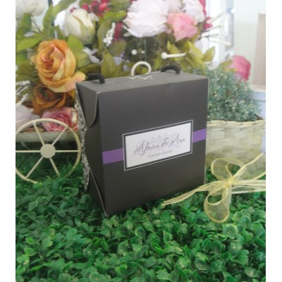 Gift Box Royal Black