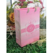 Paper Bag L Royal Pink