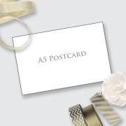 Oh! Wow Deals A5 Postcard