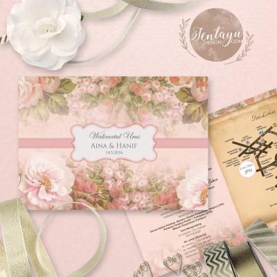 Romance A Postcard A5