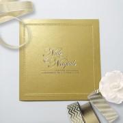 Royal C Gold Inlay