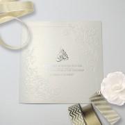 Royal D White inlay