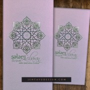 Sampul Duit Raya Ready Made 02 SILVER