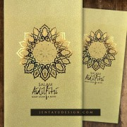 Sampul Duit Raya Ready Made 04 GOLD