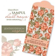 Sampul Duit | Money Packet Custom 06