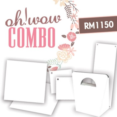 Oh! WOW Combo - 1150