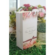 Paper Bag Tall Romance A Red