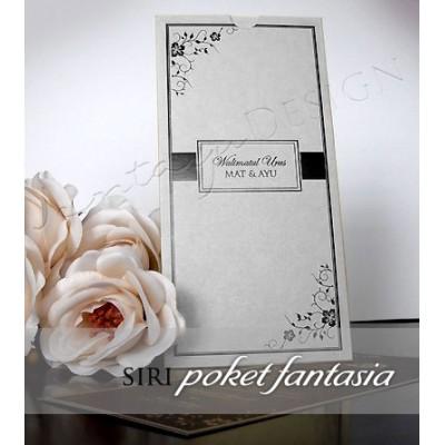 Pocket Fantasia Ice White