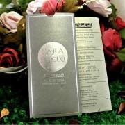 Pocket Metallic Gray