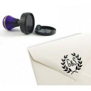 Pre-Inked Stamp - CIRCLE