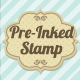Pre-Inked Stamp (4)